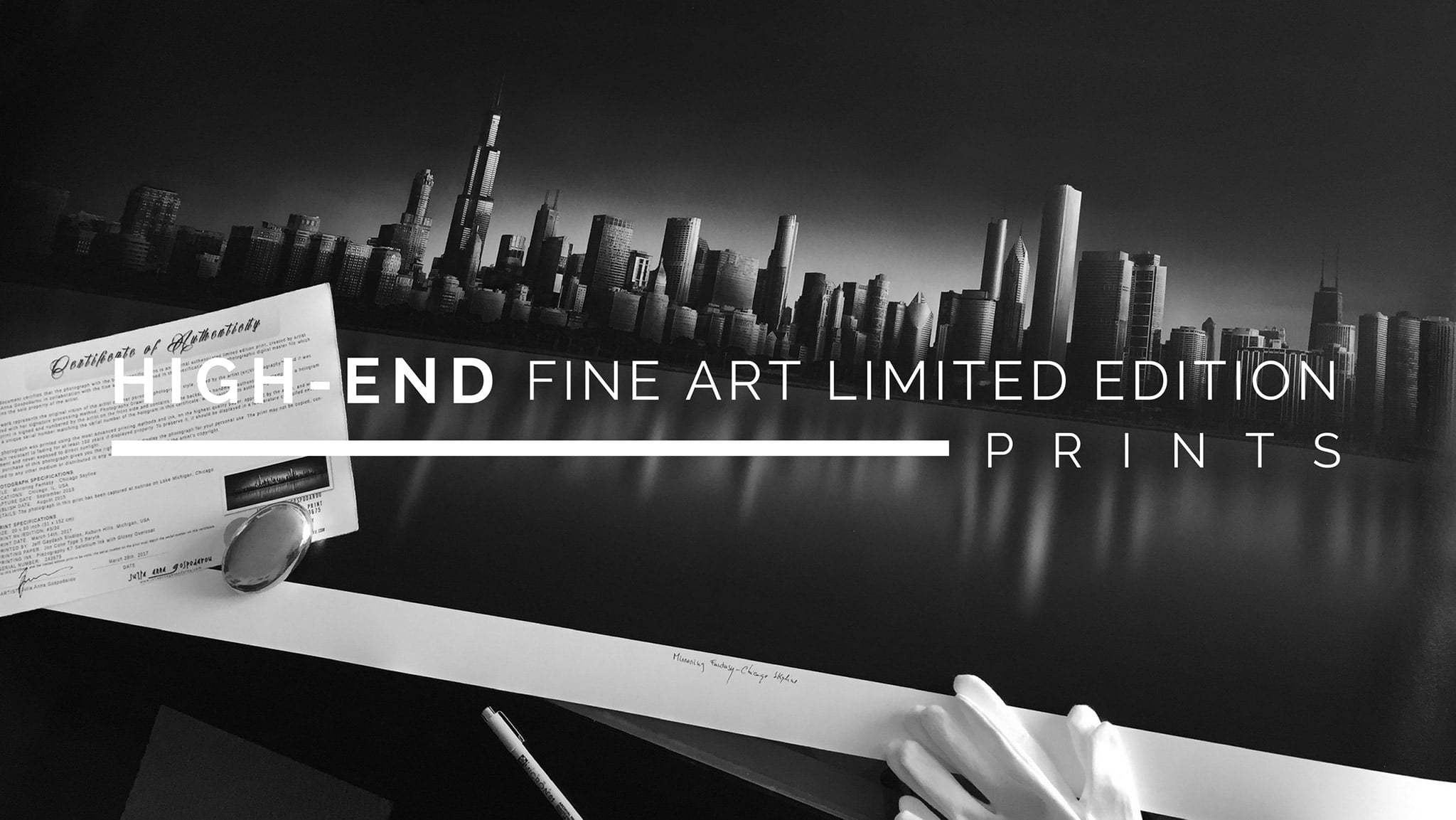 High-end Fine Art Limited Edition Prints