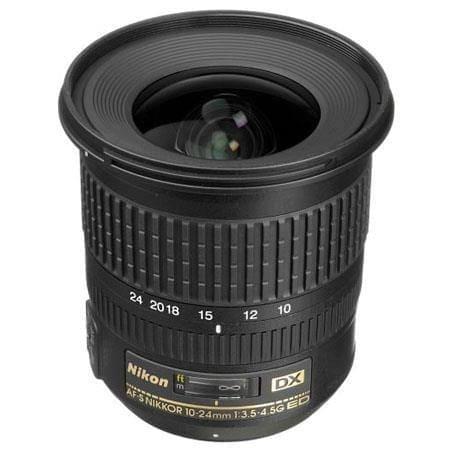 Nikon 10-24mm f/3.5-4.5G ED-IF AF-S DX NIKKOR Lens