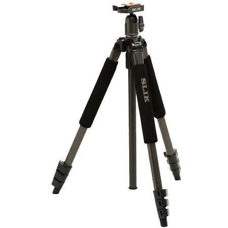 Slik Pro II travel Tripod (travel tripod solution)