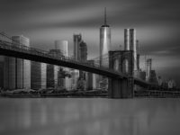 Immaterial Intricacy - Brooklyn Bridge, New York - © Julia Anna Gospodarou 2017 - Long Exposure Photography with Medium Format