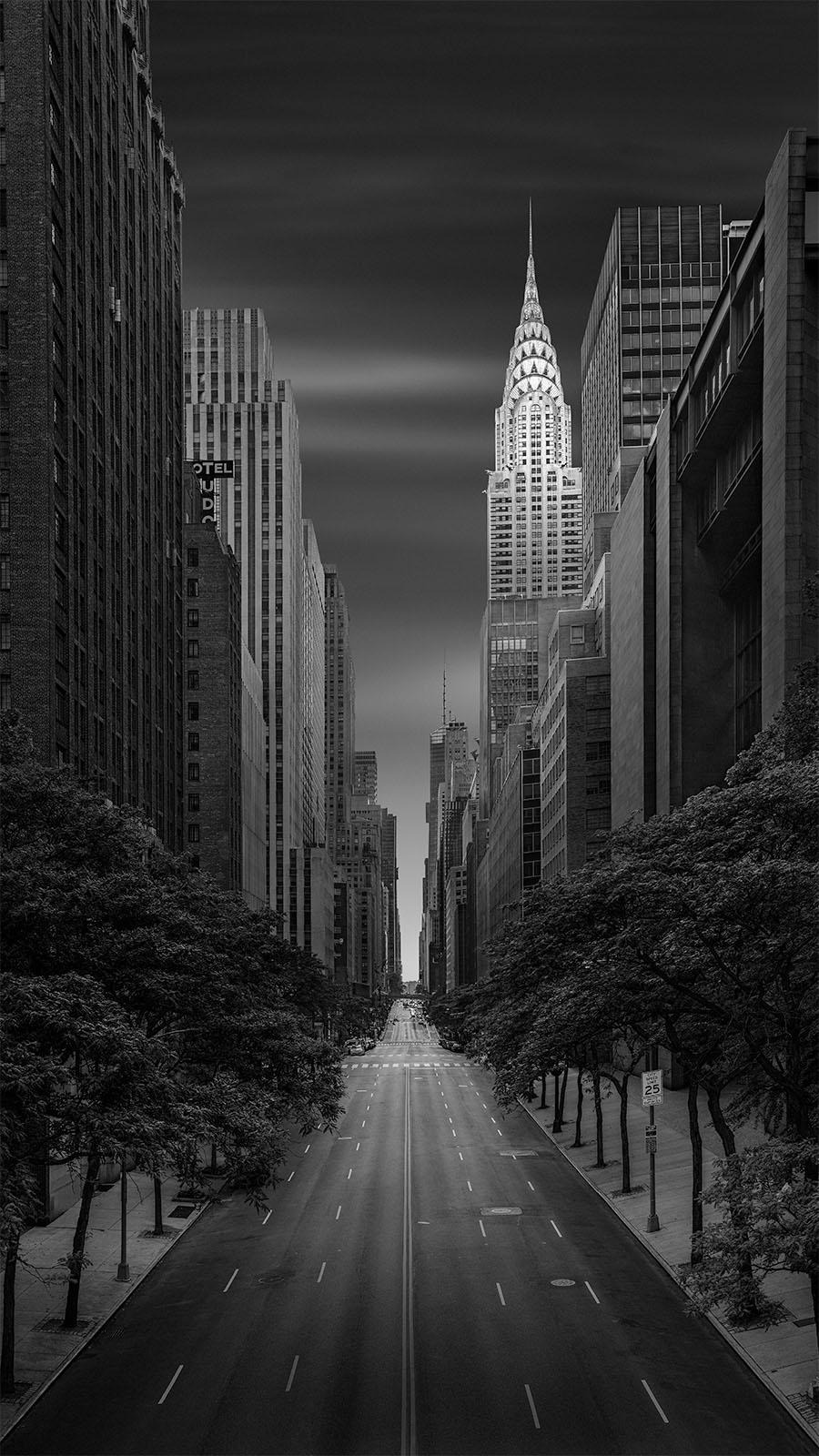 Dali's Distant Dream - Chrysler Building New York © Julia Anna Gospodarou