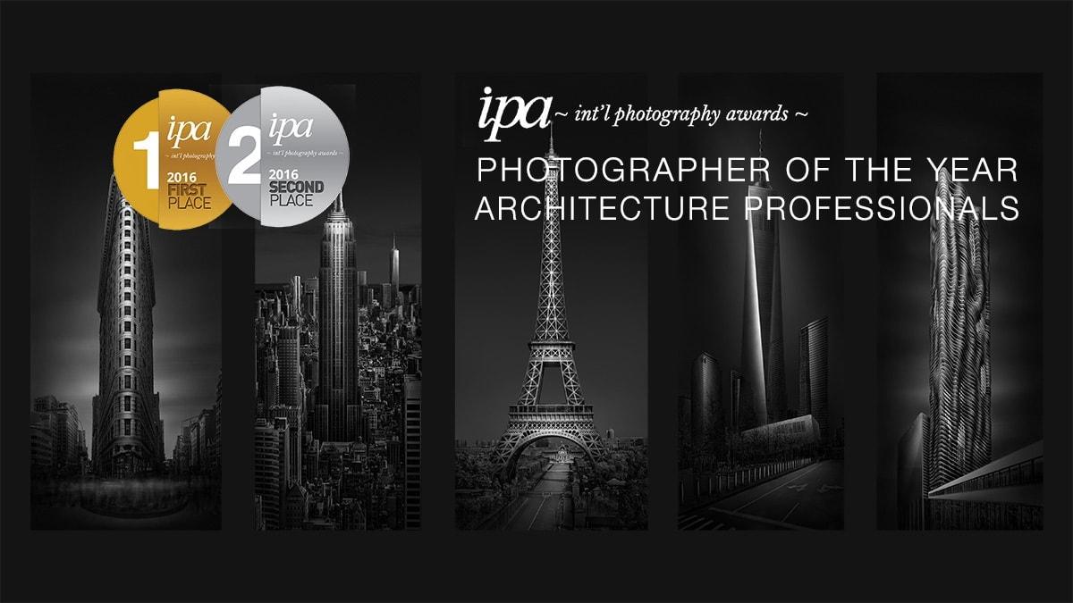 Urban Saga Series - IPA 2016 Photographer of the Year Architecture Professionals International Photography Awards