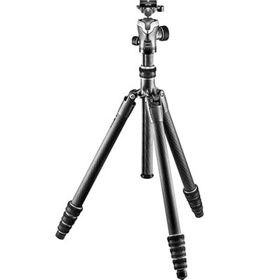 Gitzo Traveler GT2545T Series 2 4-Section Carbon Fiber Tripod