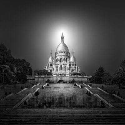 Julia Anna Gospodarou - Enlightenment IV - Sacre Coeur Basilica Paris - © Julia Anna Gospodarou 2017
