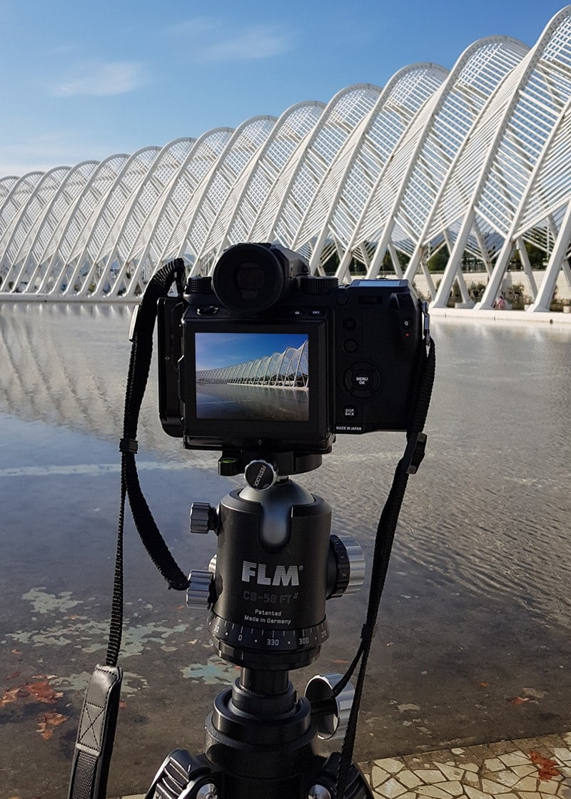 composition in long exposure photography