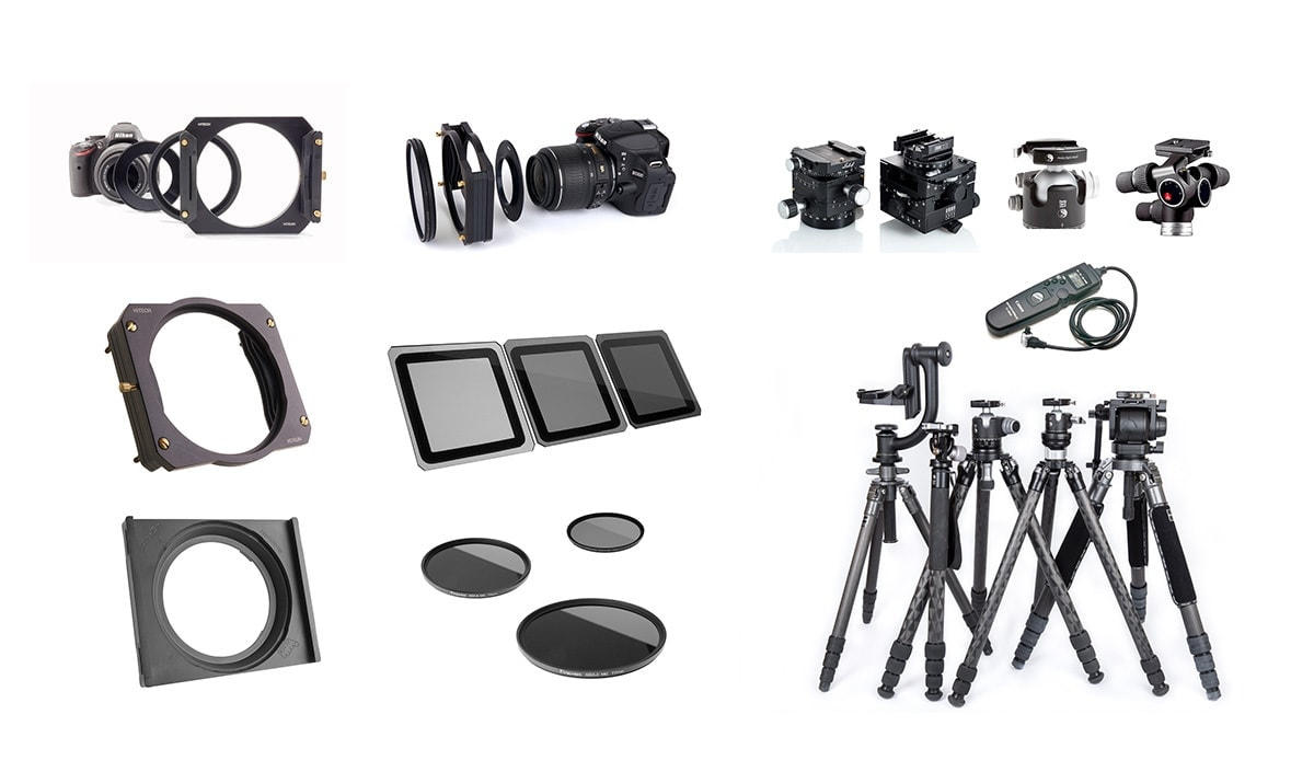 long exposure photography equipment - You can get 10% OFF any Formatt-Hitech filters from Formatt-Hitech website with code JULIA10