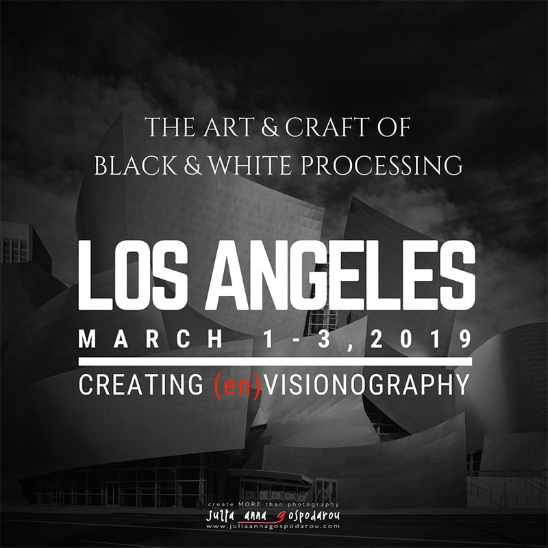 Julia anna gospodarou black and white fine art for Craft workshops los angeles