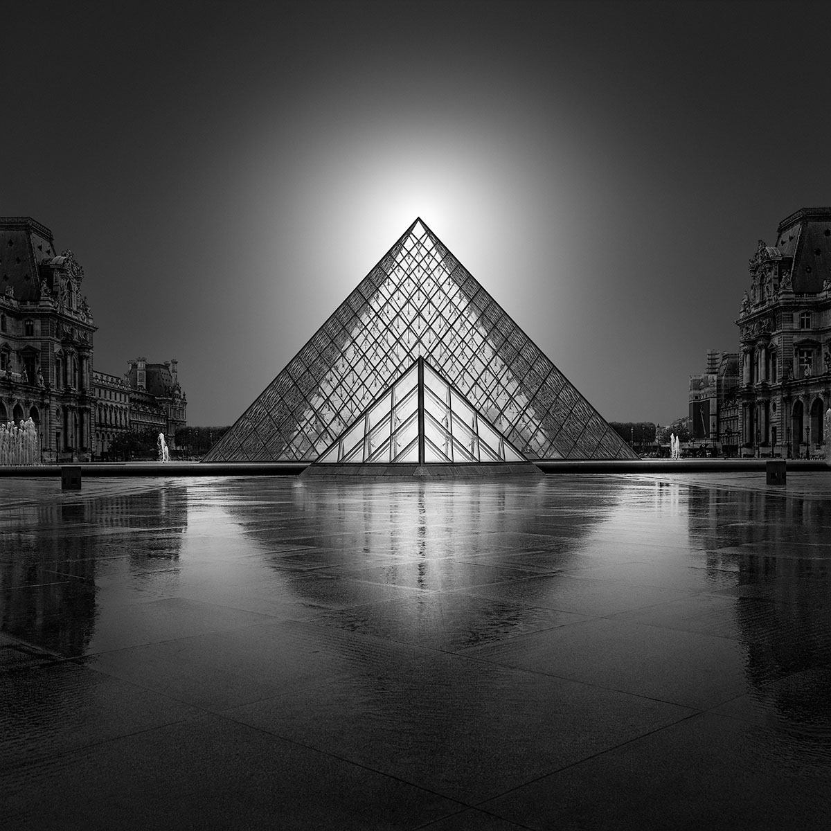 Enlightenment V - Paris - © Julia Anna Gospodarou - fine art photography principles