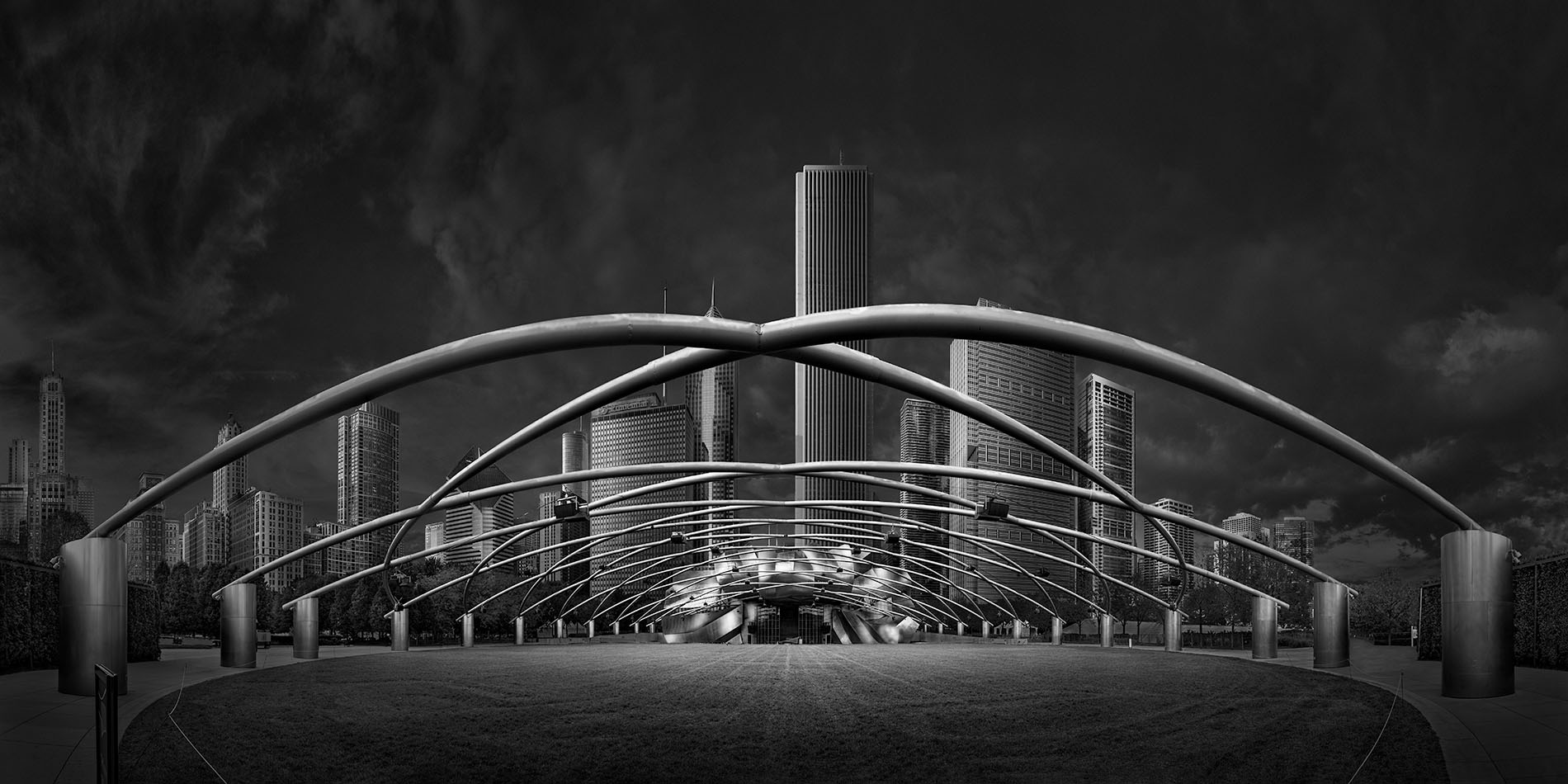 Inner Gatekeepers - Chicago - © Julia Anna Gospodarou - fine art photography principles