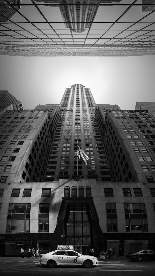 Worlds Apart - New York - Julia Anna Gospodarou - fine art photography principles