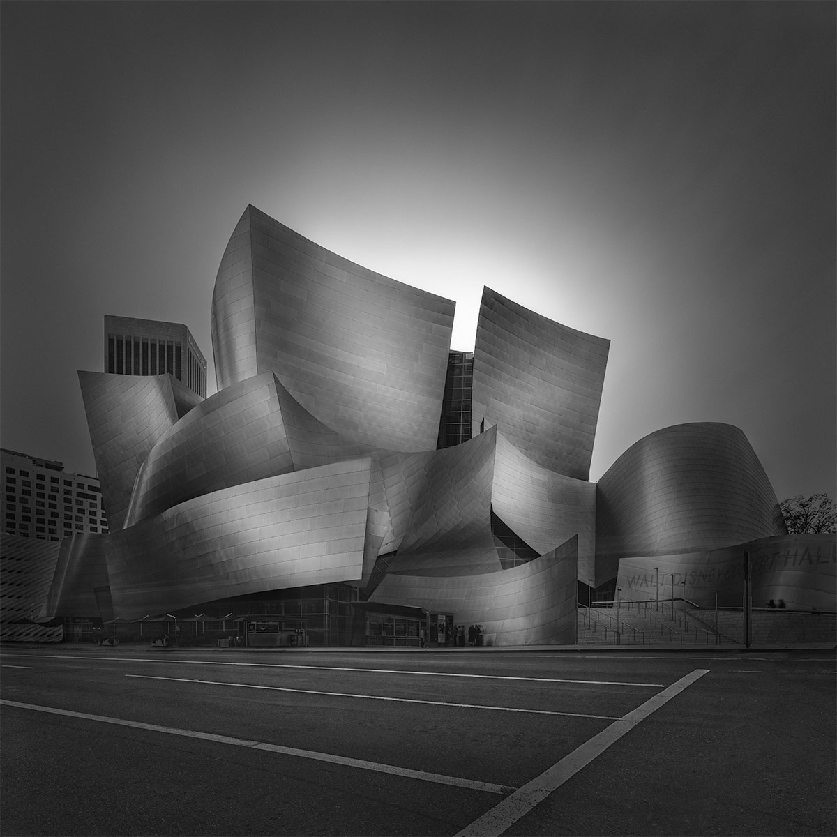 Latent Equilibrium - Los Angeles Walt Disney Concert Hall - © Julia Anna Gospodarou 2018 - Award-Winning Architectural Photography