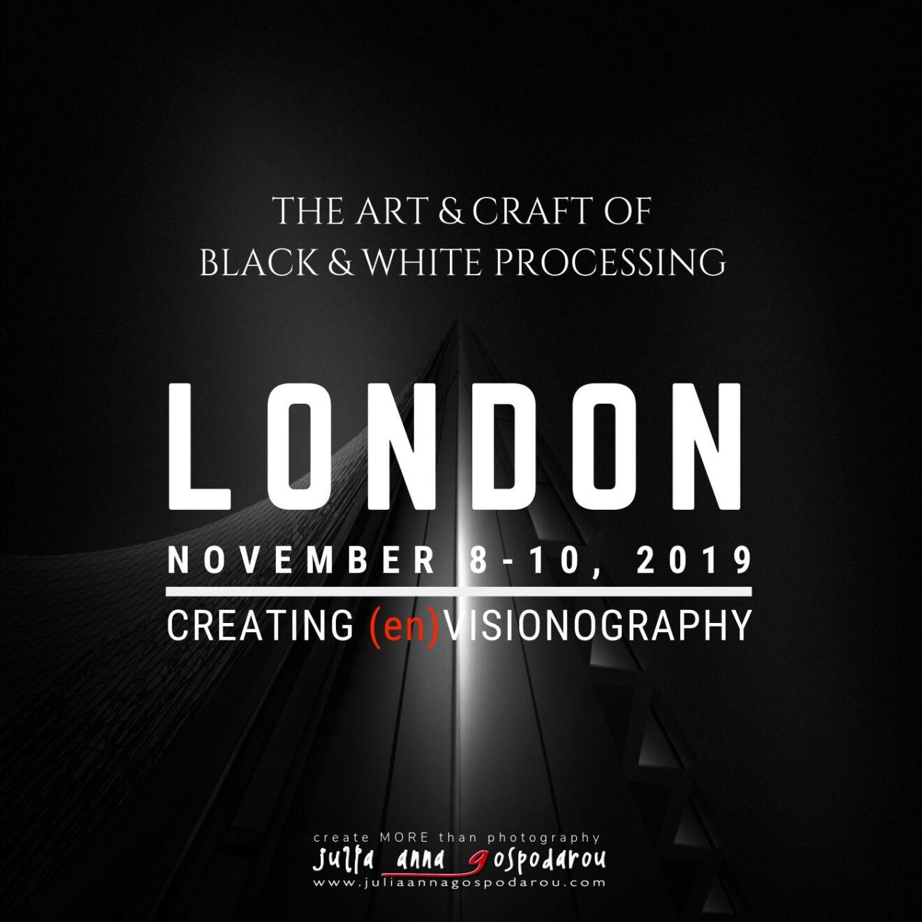 london workshop 2019