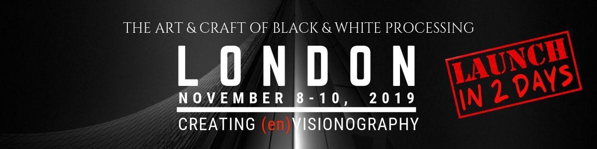 London photography workshop 2019