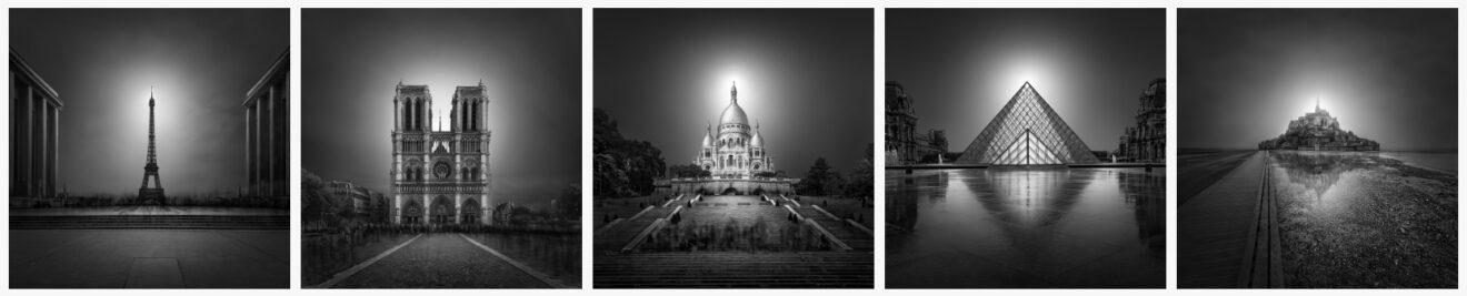 Enlightenment Series - ©Julia Anna Gospodarou 2018 - Creating meaning through (en)Visionography