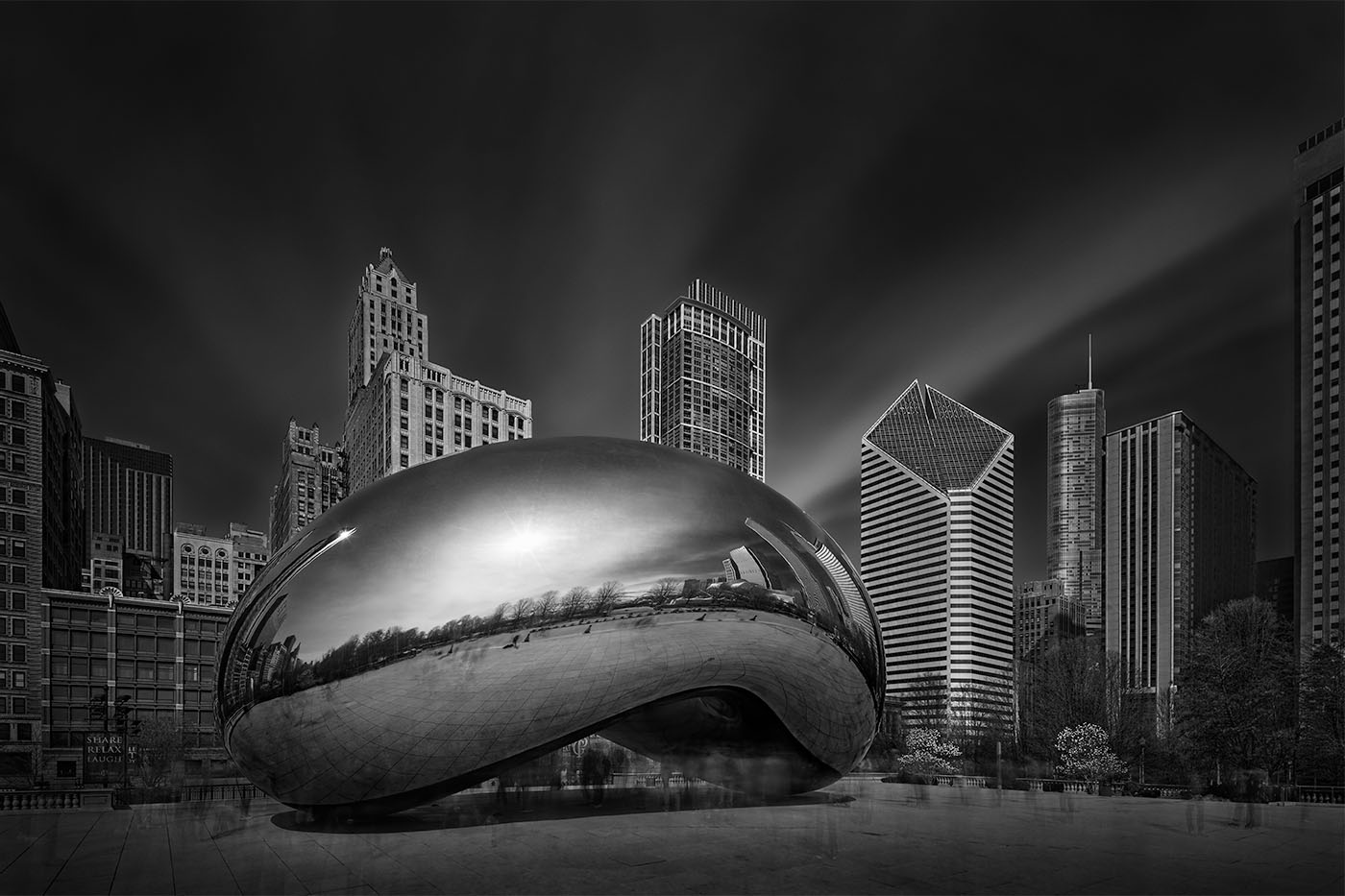 Cloud Echo II - Chicago © Julia Anna Gospodarou 2019