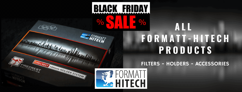 "ANY Formatt-Hitech product - filters, holders etc. discount 10% OFF - CODE ""JULIA10"""