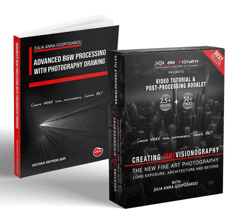 2.5+ Hours VIDEO TUTORIAL AND 50+ pages EBOOK (Second Edition 2021) - CREATING (EN)VISIONOGRAPHY LONG EXPOSURE, FINE ART, ARCHITECTURE PHOTOGRAPHY