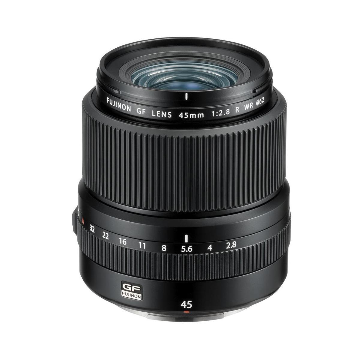 Fujifilm FUJINON GF 45mm F2.8 R WR Lens