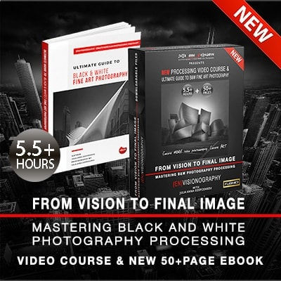 Mastering Black and White Photography processing - From Vision to Final Image