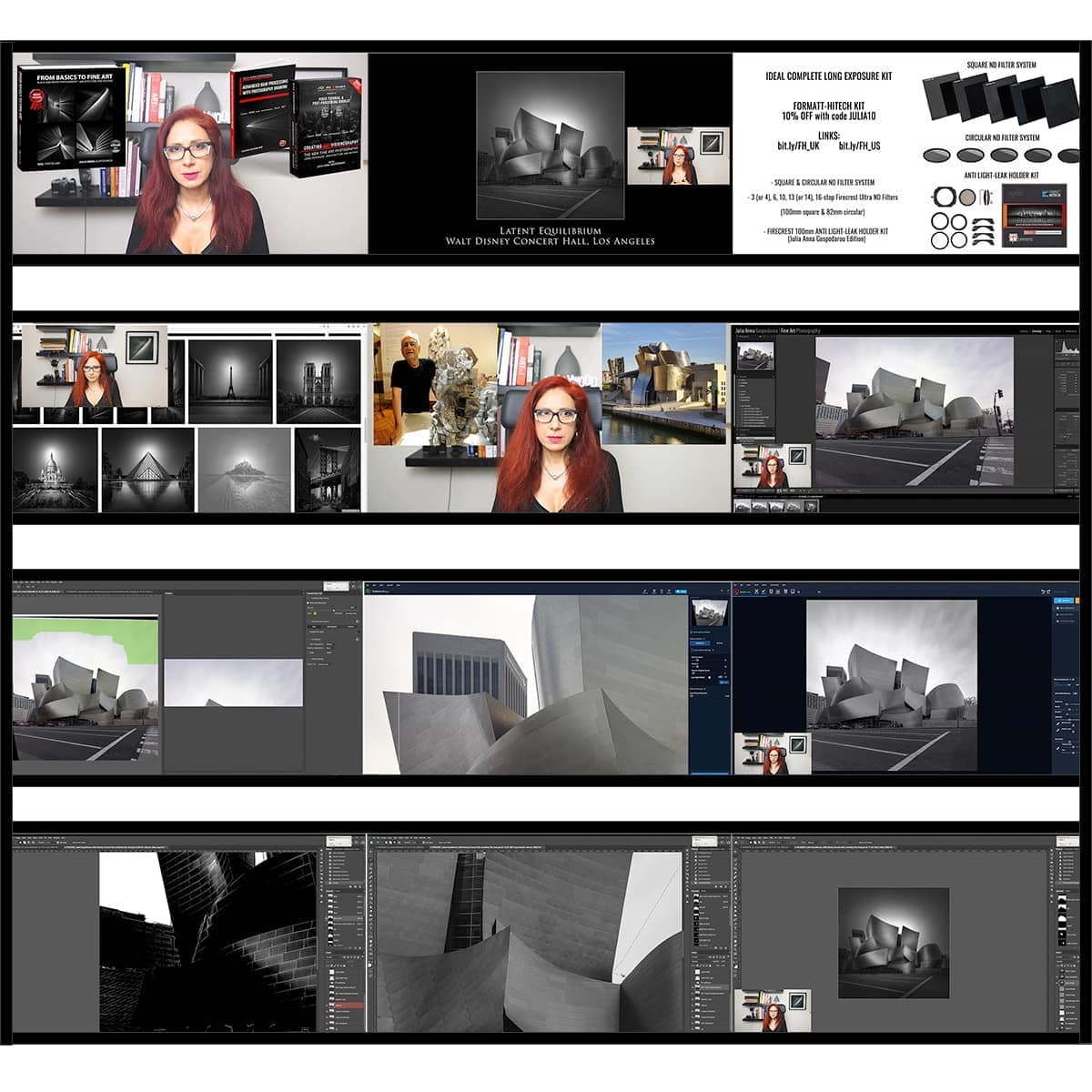 From Vision To Final Image - Mastering Black and White Photography Processing