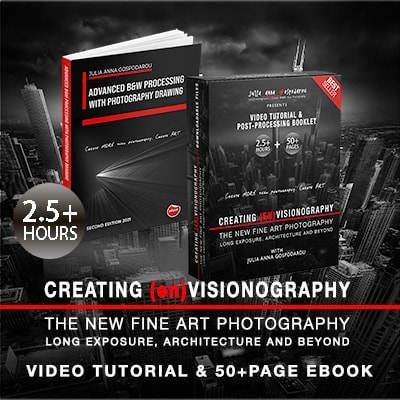 Creating (en)Visionography - Long Exposure, Architecture, Fine Art Photography