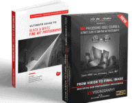 5.5+ HOURS VIDEO TUTORIAL AND 50+ PAGES EBOOK - MASTERING BLACK AND WHITE PHOTOGRAPHY PROCESSING - FROM VISION TO FINAL IMAGE