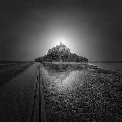Enlightenment III - Mont St Michel - © Julia Anna Gospodarou 2018