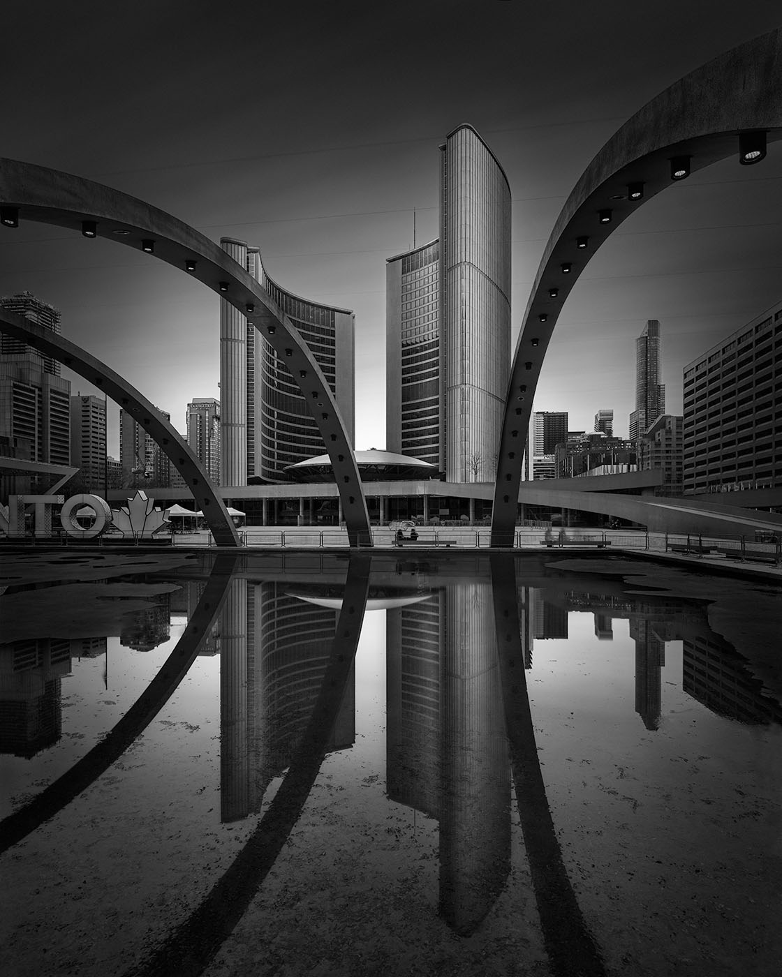 Conscience Reverberation II_Toronto - © Julia Anna Gospodarou 2021
