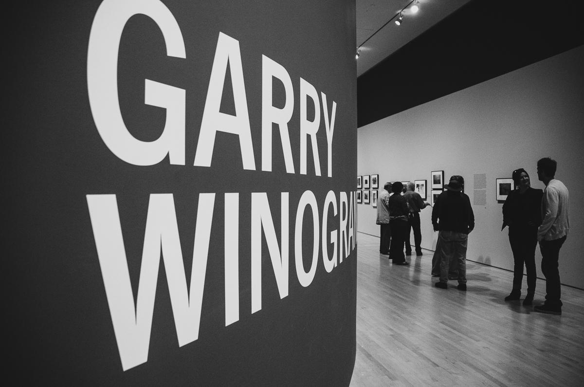 Garry Winogrand Exhibition - San Francisco - © Julia Anna Gospodarou 2013